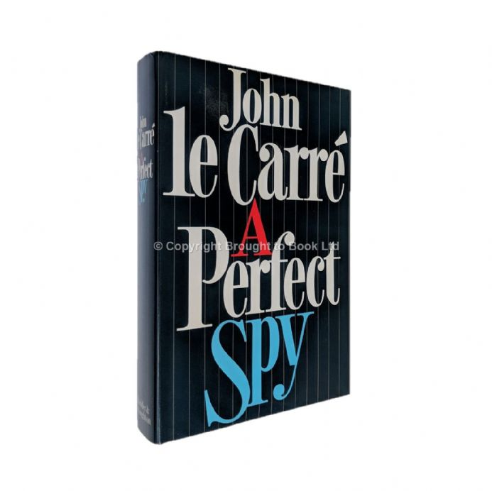 A Perfect Spy Signed by John le Carré First Edition Hodder & Stoughton 1986